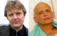 Александър Литвиненко - преди и след отравянето