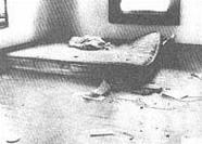 Стаята, в която била открита Силвия