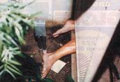 Краката на Никол