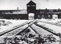 Портата на смъртта в Аушвиц