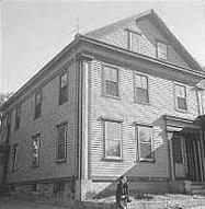 Къщата на сем.Бордън