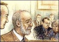Шипман изслушва присъдата си