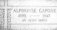 Гробът на Капоне