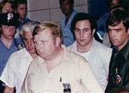 Дейвид Бърковиц заловен
