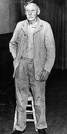 Албърт Фиш - Сивият човек