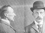 Полицейска снимка от 1903г.