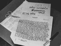 Първото писмо на Зодиака