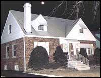Домът от детството на Тед
