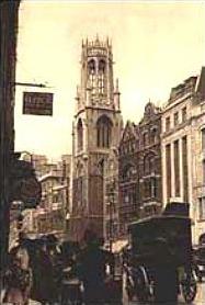 Църквата Сейнт Дънстън