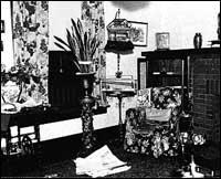 Апартаментът на Ана Сейдж