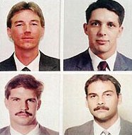 Четиримата убити агенти от ATF
