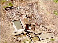 Ранчото Маунт Кармел заличено със земята