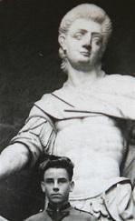 Младият Йозеф Фрицъл