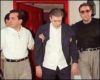 Арестуваният Винсент Гиганте