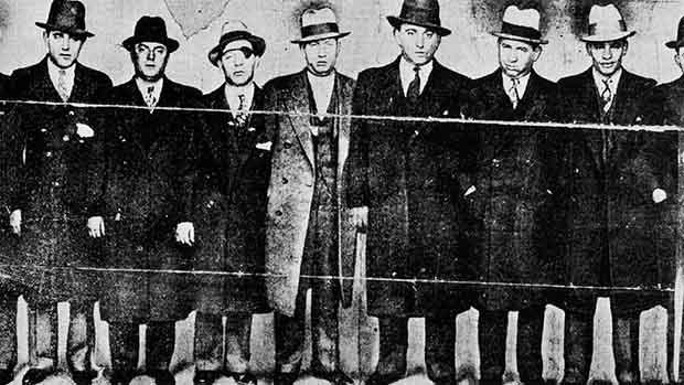 Убийство ООД: Момчетата от Браунсвил