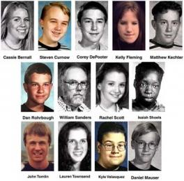 Жертвите от Колумбайн