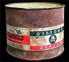 Отровният газ Zyklon B