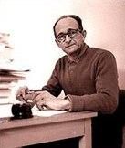Айхман пише в затвора