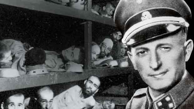 Адолф Айхман: Архитекта на Холокоста