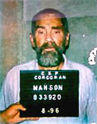Чарлз Менсън в затвора