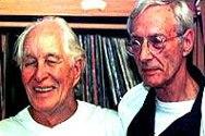 Роналд Бигс (вляво) и Брус Рейнолдс