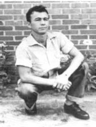 Доналд Гаскинс на 21 години