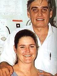 Алисън и д-р Володя Ангелов