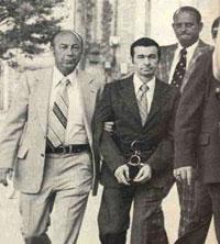 Арестуваният Гаскинс