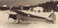Самолетът на Робърт Хансън