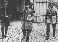 Анри Ландру преди екзекуцията си