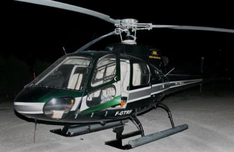 Бягството с хеликоптер на Паскал Пайе