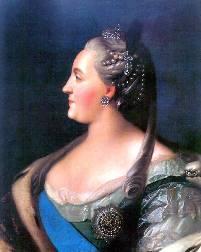 Екатерина Втора Велика