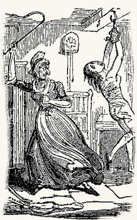 Наказанията на Салтикова