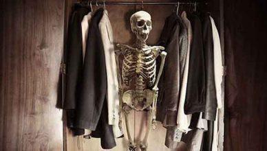 Най-дълго пазените скелети в гардероба