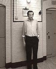 Восъчната фигура на Греъм Йънг