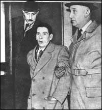 Арестуваният Тимъти Еванс