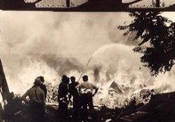 Подпалването на бедняшкия квартал