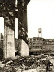Мостът, под който била открита Жертва 8
