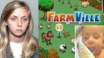 Американка уби тримесечното си бебе – пречело й да играе на FarmVille