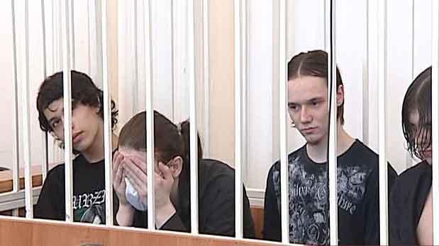 Сатанистите от Ярославъл осъдени за човекоядски ритуали