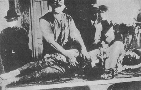 """Дисекция на живи хора в """"Отряд 731"""""""