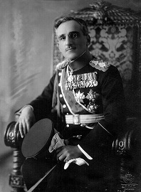 Принц-регент Александър Караджорджевич