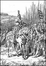 Войски събрани при Азенкур