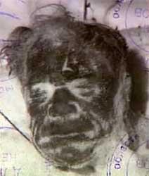 Главата на 73-годишния Осипов