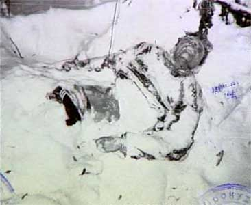 Тялото на Зайцев