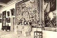 Интериорът в дома на Гьоринг