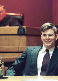 Дейвид Греъм в съда
