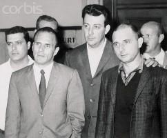 Джоуи Гало (вляво) и неговият брат Лари (вдясно)
