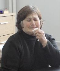 Майката на Севгин - Ембие Мюмюнова