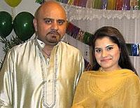 Шейх Насим и Рабия Сарвар